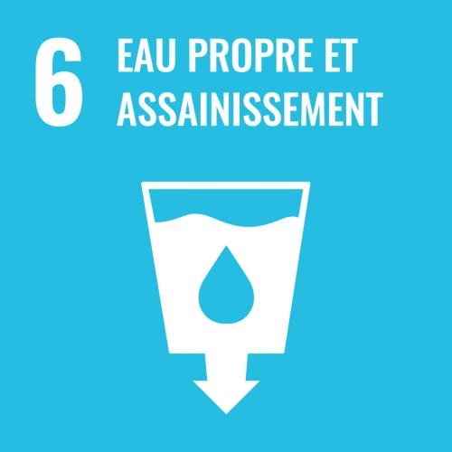 Garantir l'accès de tous à l'eau et à l'assainissement et assurer une gestion durable des ressources en eau