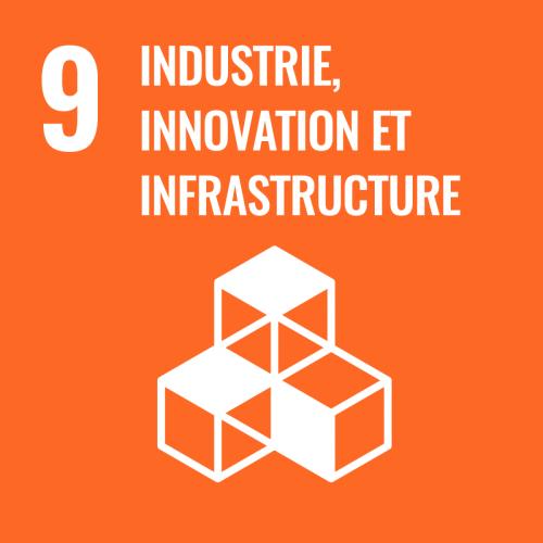 Bâtir une infrastructure résiliente, promouvoir une industrialisation durable qui profite à tous et encourager l'innovation