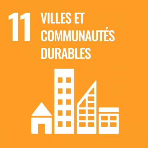 Faire en sorte que les villes et les établissements humains soient ouverts à tous, sûrs, résilients et durables