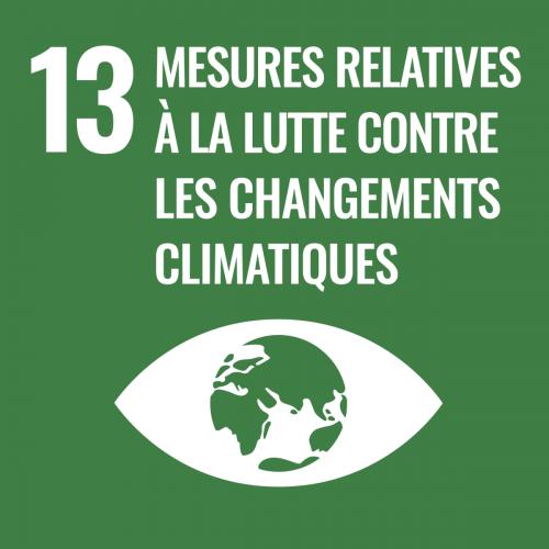 Prendre d'urgence des mesures pour lutter contre les changements climatiques et leurs répercussions
